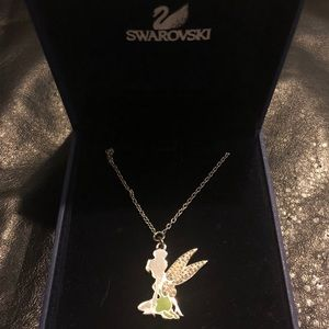 Women's Swarovski Crystal Tinkerbell Necklace